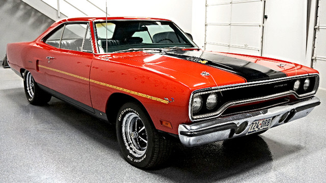 1970 Plymouth Road Runner  | Lubbock, Texas | Classic Motor Cars in Lubbock, Texas