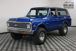 1971 Chevrolet BLAZER RESTORED CONVERTIBLE AUTO 4X4 in Denver, Colorado