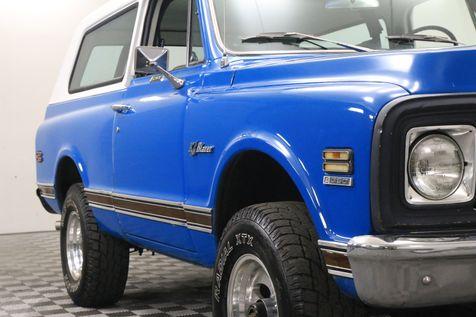 1971 Chevrolet BLAZER K5 CST BLAZER 4X4 CONVERTIBLE HARD TOP   Denver, Colorado   Worldwide Vintage Autos in Denver, Colorado
