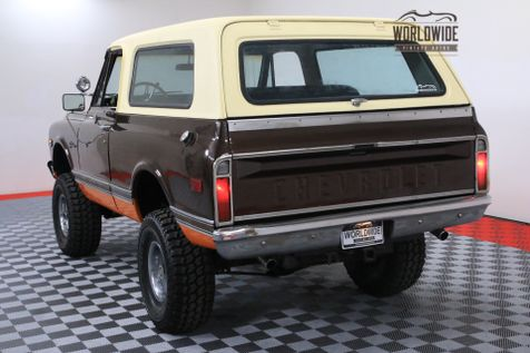 1971 Chevrolet BLAZER K5 RESTORED 4X4 AUTO PS PB | Denver, Colorado | Worldwide Vintage Autos in Denver, Colorado