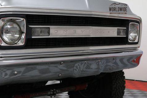 1970 Chevrolet BLAZER CST RESTORED LIFT PS PB 4X4 CONVERTIBLE   Denver, Colorado   Worldwide Vintage Autos in Denver, Colorado
