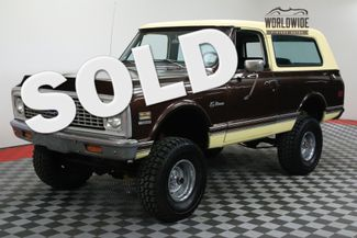 1971 Chevrolet BLAZER K5 RESTORED 4X4 AUTO PS PB | Denver, CO | WORLDWIDE VINTAGE AUTOS in Denver CO