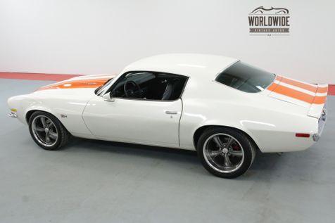 1971 Chevrolet CAMARO PRO TOURING LS1 6 SPEED 4 WHEEL DISC | Denver, CO | Worldwide Vintage Autos in Denver, CO