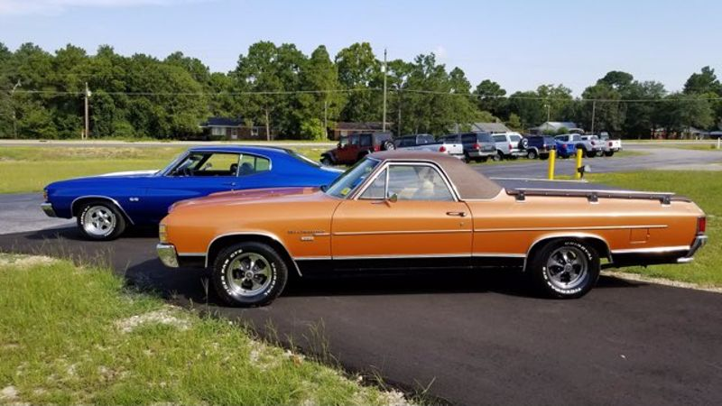 1971 Chevrolet CHEVELLE SS  in Hope Mills, NC