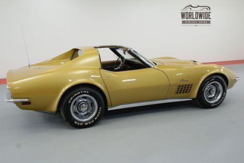 1971 Chevrolet CORVETTE LS5 BIG BLOCK # MATCH 4 SPEED PS PB AC DISC | Denver, CO | Worldwide Vintage Autos in Denver, CO