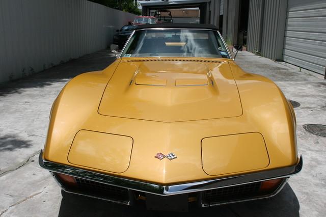 1971 Chevrolet Corvette  454 convertible Houston, Texas 0