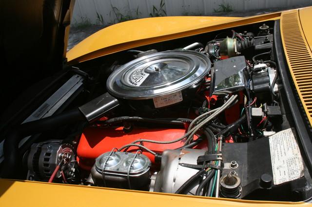 1971 Chevrolet Corvette  454 convertible Houston, Texas 12