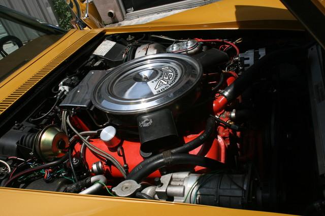 1971 Chevrolet Corvette  454 convertible Houston, Texas 13