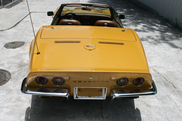 1971 Chevrolet Corvette  454 convertible Houston, Texas 23