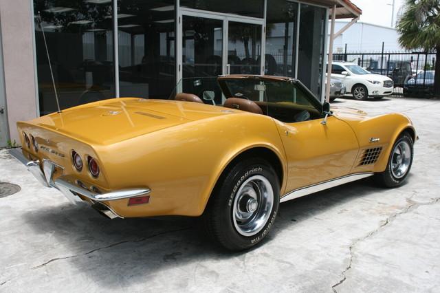 1971 Chevrolet Corvette  454 convertible Houston, Texas 24