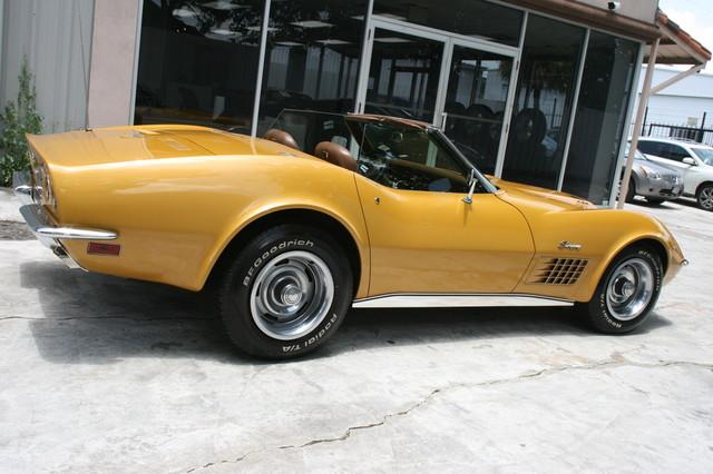 1971 Chevrolet Corvette  454 convertible Houston, Texas 25