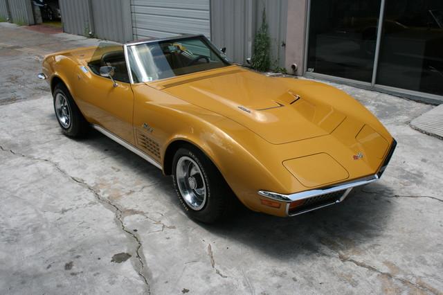 1971 Chevrolet Corvette  454 convertible Houston, Texas 27