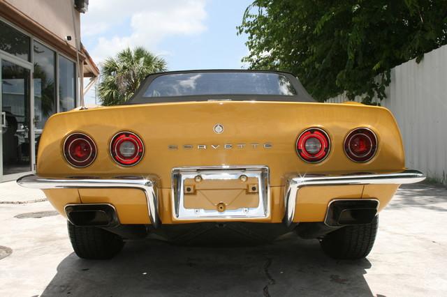 1971 Chevrolet Corvette  454 convertible Houston, Texas 6