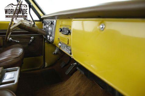 1971 Chevrolet C10 350V8 AUTO SUPERCHARGER FAST SHORTBOX   Denver, CO   Worldwide Vintage Autos in Denver, CO