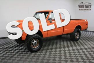 1971 Chevrolet K10 454 4 WHEEL DISC WINCH AC in Denver Colorado