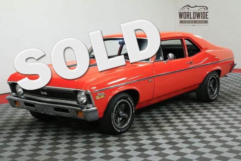 1971 Chevrolet NOVA SS TRUBUTE V8 AUTO 3:73 10 BOLT! | Denver, CO | Worldwide Vintage Autos