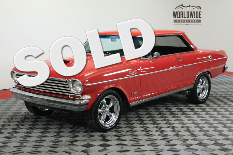 1964 Chevrolet NOVA RESTORED 350 V8 / 350 AUTO CUSTOM WHEELS | Denver, CO | Worldwide Vintage Autos