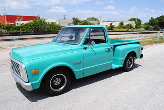1971 Chevrolet S-10 Side step Delray Beach, Florida