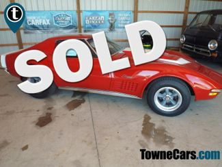 1971 Chevy CORVETTE COUPE | Medina, OH | Towne Auto Sales in ohio OH
