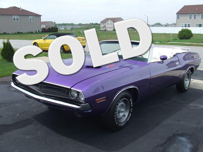 1971 Dodge Challenger | Mokena, Illinois | Classic Cars America LLC ...