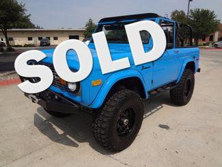 1971 Ford Bronco Austin , Texas
