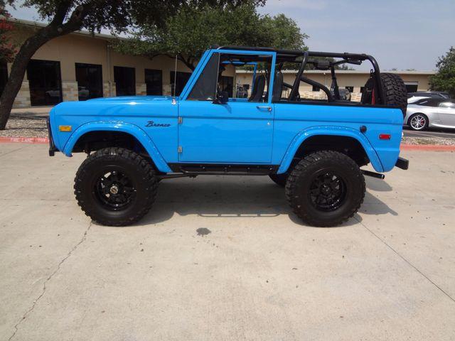 1971 Ford Bronco Austin , Texas 1