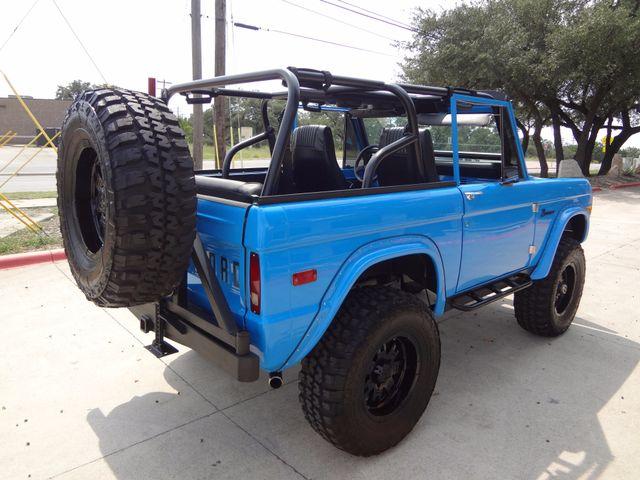 1971 Ford Bronco Austin , Texas 4