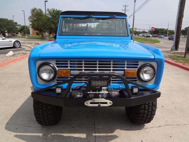 1971 Ford Bronco Austin , Texas 7