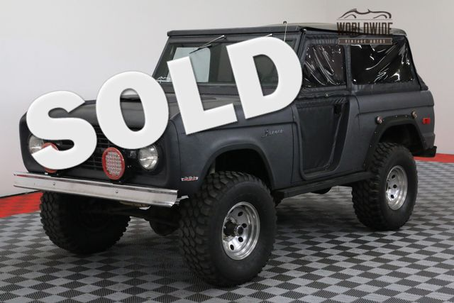 1971 Ford BRONCO RESTORED V8 LIFTED | Denver, Colorado | Worldwide Vintage Autos
