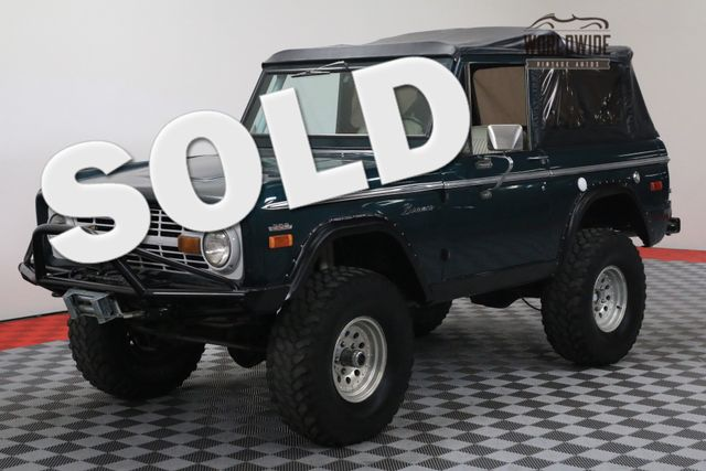 1971 Ford BRONCO 4X4 302 V8 AUTO LIFTED FUEL INJECTED | Denver, Colorado | Worldwide Vintage Autos