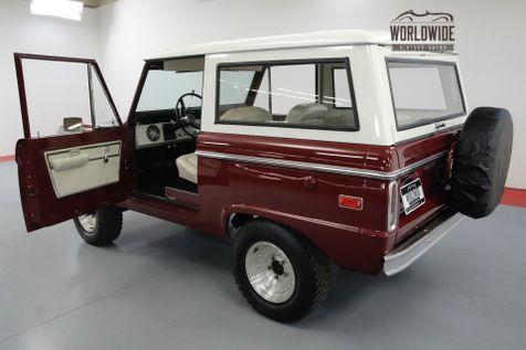 1971 Ford BRONCO RESTORED. UNCUT BRONCO SPORT. 302V8. 4X4 | Denver, CO | Worldwide Vintage Autos in Denver, CO