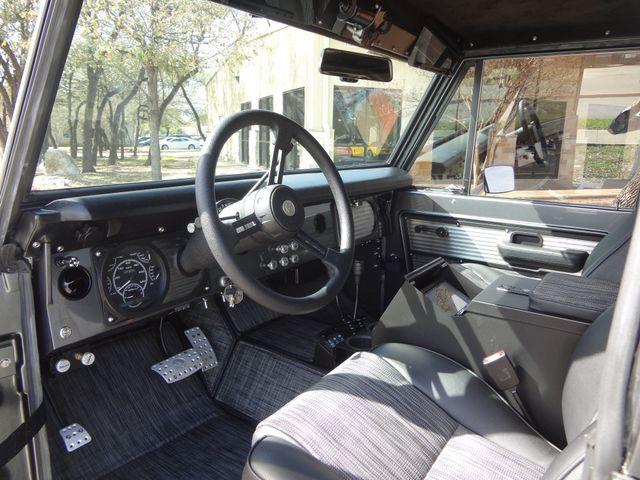 1972 Ford Bronco ICON Austin , Texas 18