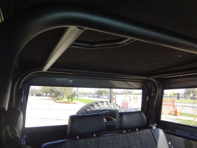 1972 Ford Bronco ICON Austin , Texas 32