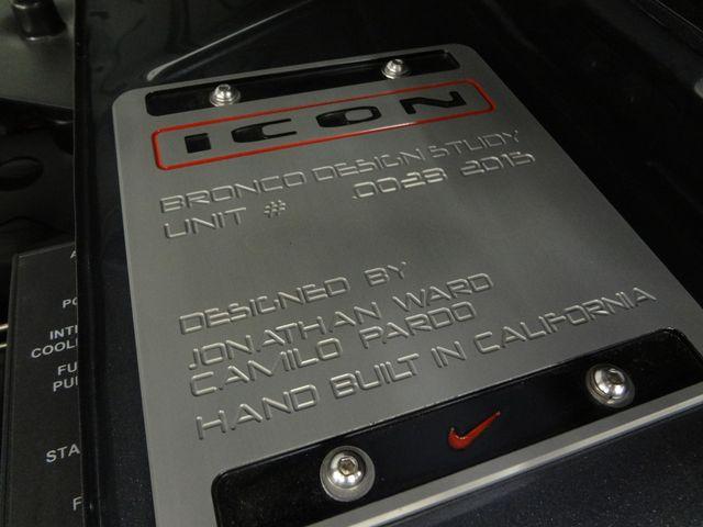 1972 Ford Bronco ICON Austin , Texas 35