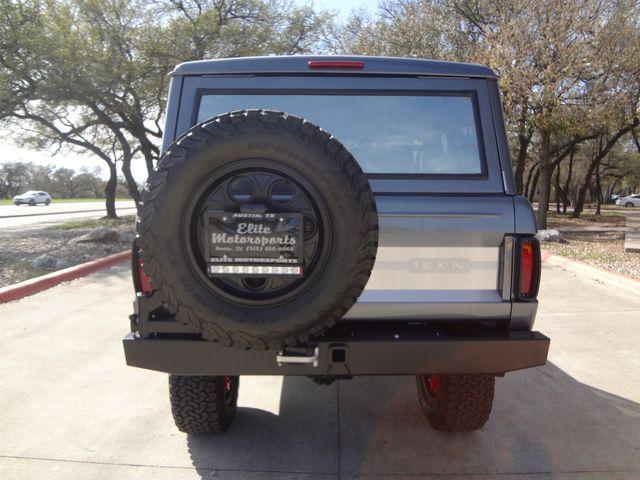 1972 Ford Bronco ICON Austin , Texas 3