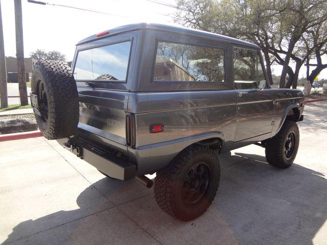 1972 Ford Bronco ICON Austin , Texas 5