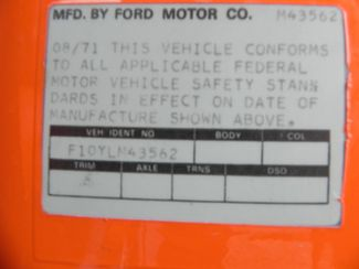 1971 Ford F100 SportCustom  city TX  Randy Adams Inc  in New Braunfels, TX