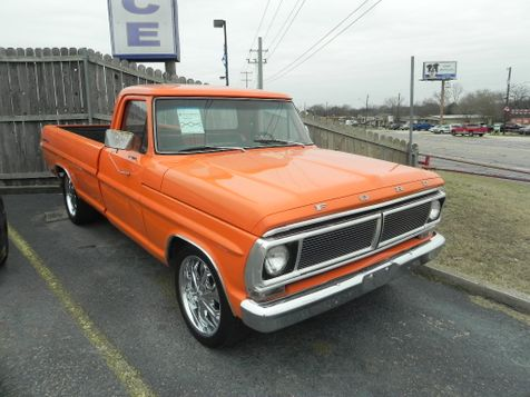 1971 Ford F100 Sport/Custom in New Braunfels