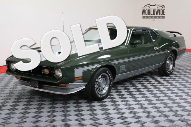 1971 Ford MUSTANG 351 V8 4-SPEED RAM AIR SYSTEM | Denver, Colorado | Worldwide Vintage Autos
