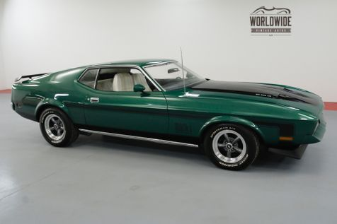 1971 Ford MUSTANG MATCHING NUMBERS 351V8 4BBL MACH 1   Denver, CO   Worldwide Vintage Autos in Denver, CO