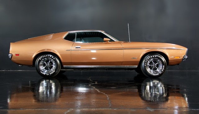 1972 Ford MUSTANG FASTBACK | Milpitas, California | NBS Auto Showroom