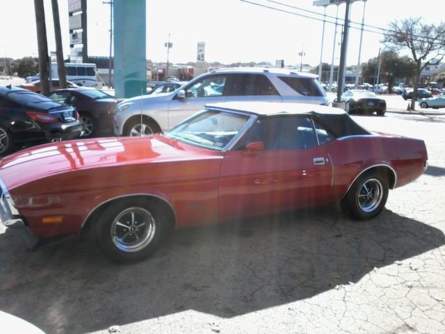 1971 Ford Mustang Convertible San Antonio, Texas 1