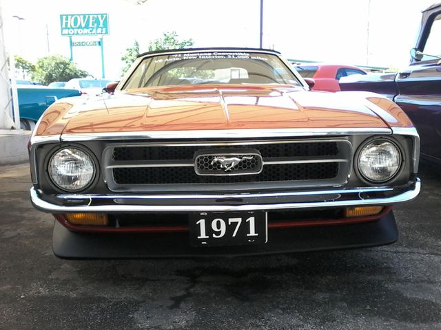 1971 Ford Mustang Convertible San Antonio, Texas 7