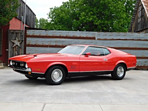 1971 Ford Mustang Mach 1 in Wylie, TX