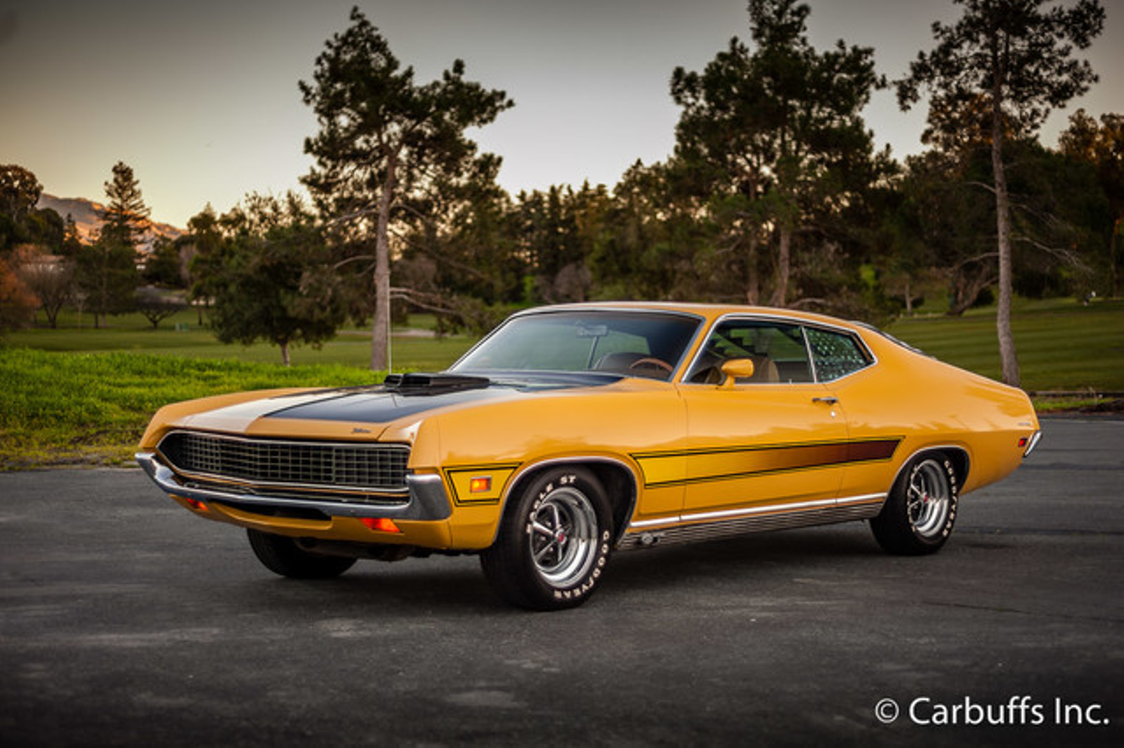 Ford Torino Yellow 2017 2018 Ford Reviews