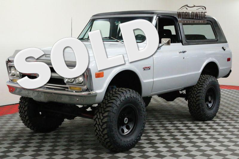 1971 GMC JIMMY RESTORED 4X4 LIFTED RARE BLAZER SHOW | Denver, CO | WORLDWIDE VINTAGE AUTOS