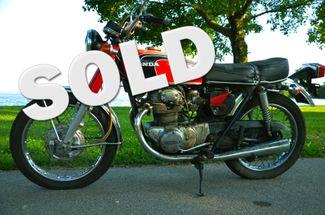 1971 Honda CB350K3 Menasha, Wisconsin