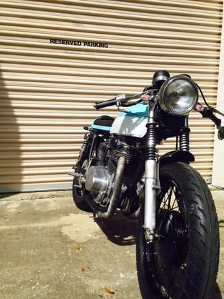 1971 Honda HONDA CB350 K3 SUPER SPORT VINTAGE CAFE RACER MOTORCYCLE Cocoa, Florida 3