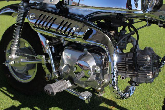 1999 Honda Chrome Gorilla Special Edition 50 - VERY RARE! Z50 Mooresville , NC 18