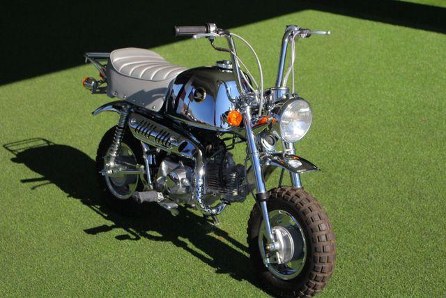 1999 Honda Chrome Gorilla Special Edition 50 - VERY RARE! Z50 Mooresville , NC 11